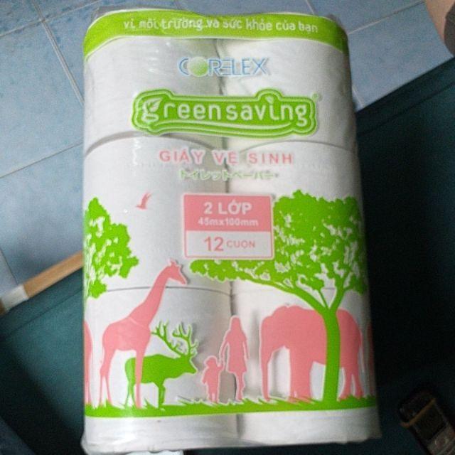 Giấy Vệ Sinh Greensaving