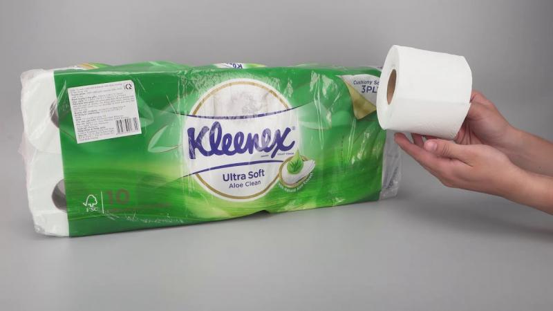 Giấy vệ sinh Kleenex