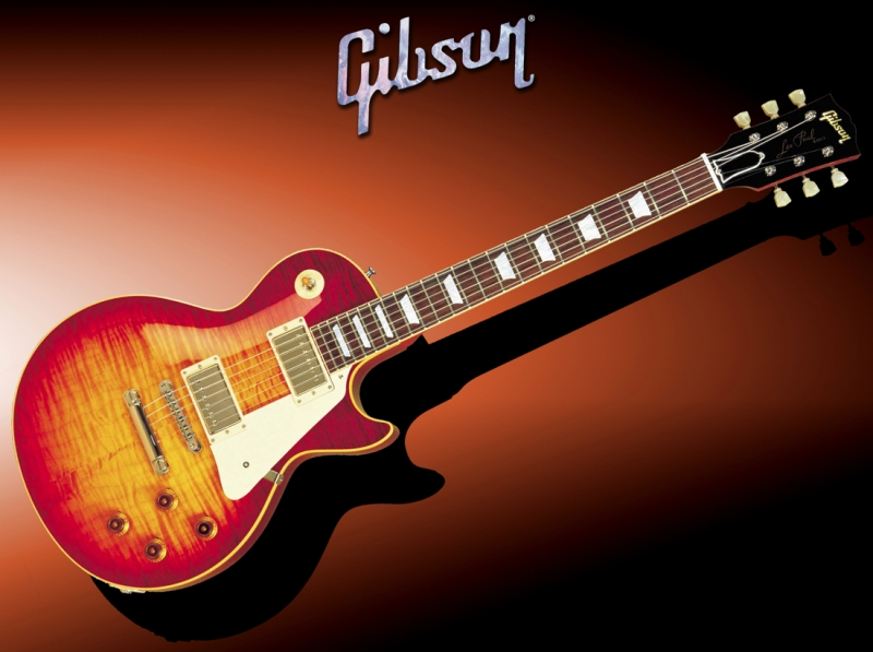 Đàn guitar thương hiệu Gibson