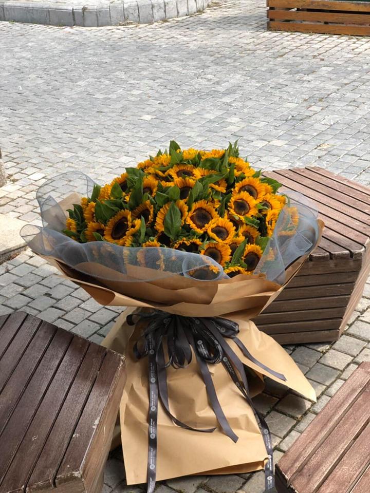 Gigi đang là một giữa những shop hoa có uy tín nhất Hà Nội