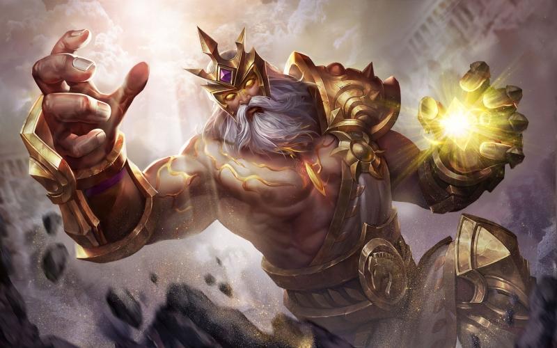Gildur - Vua Hoàng Kim được nhiều người chơi đánh giá là một tướng đỡ đòn bá đạo