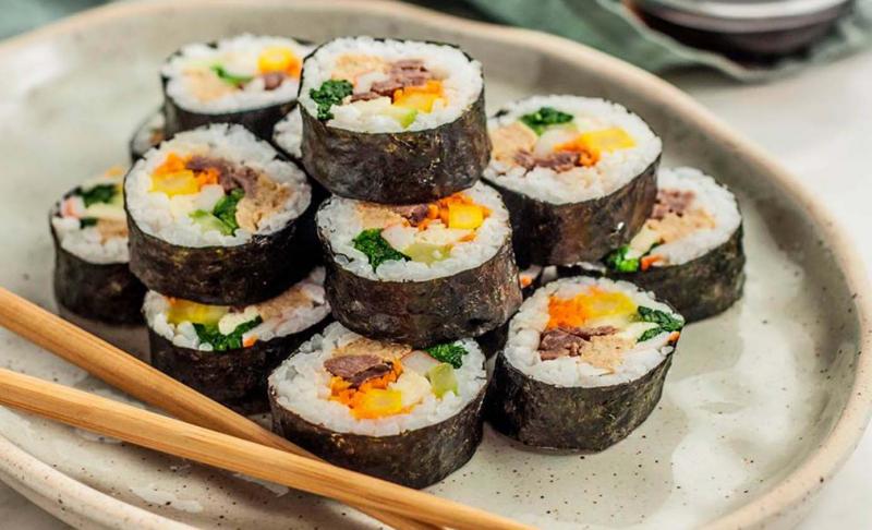 Gimbab Hàn Quốc