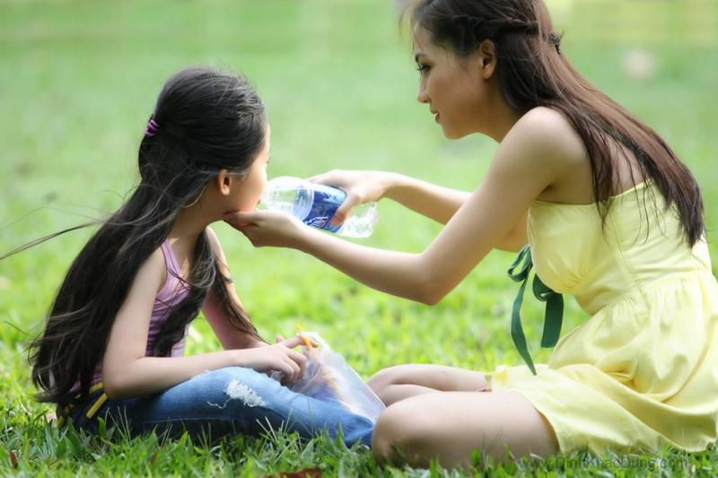 Giỏi chăm sóc con cái