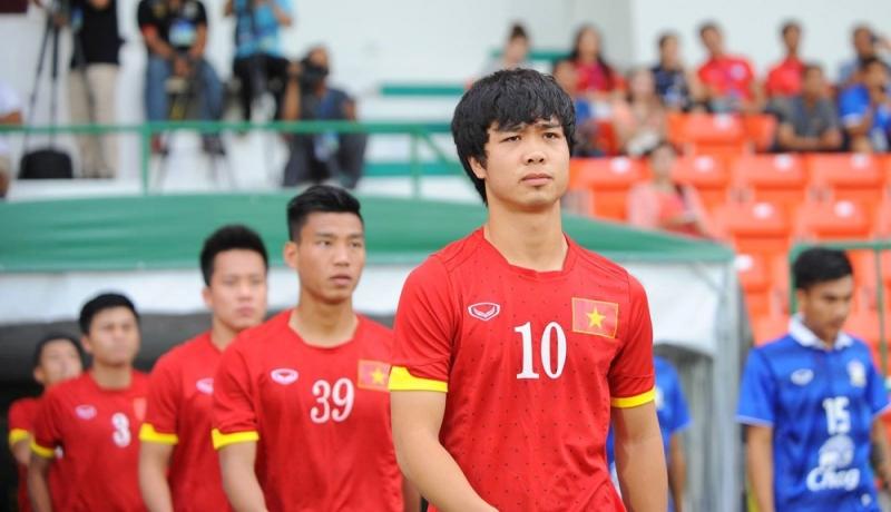 Trụ cột của U22 Việt Nam tại SEA Games 29