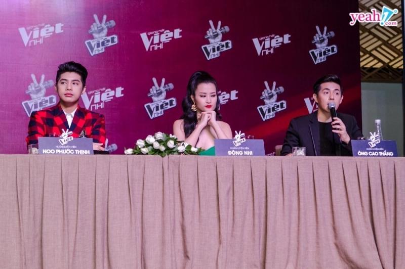 Giám khảo Giọng hát Việt nhí năm 2016-mùa thứ 4