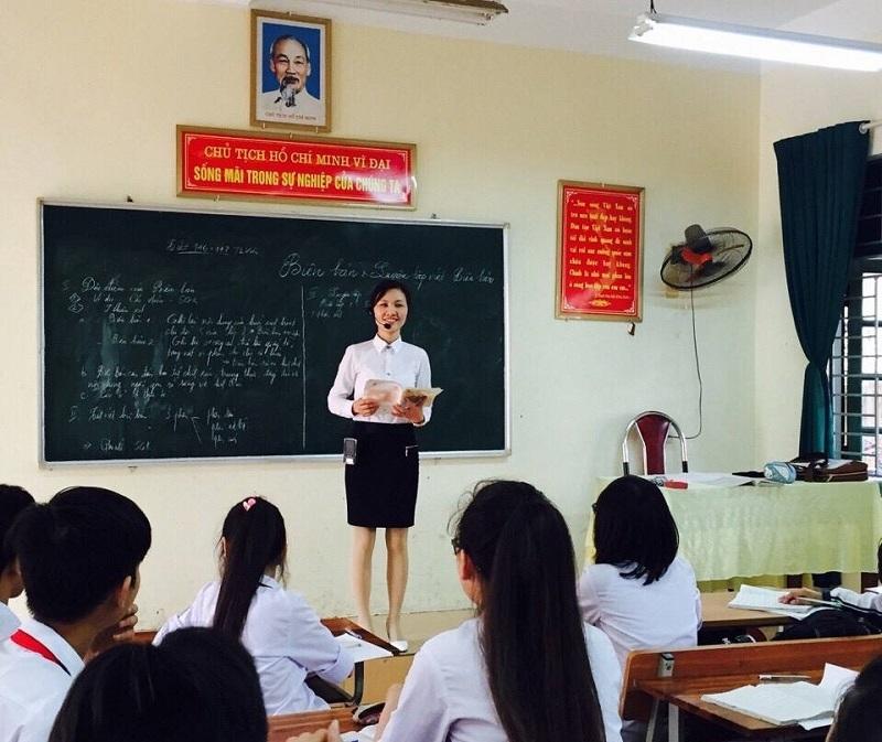 Thiết bị trợ giảng cho GV