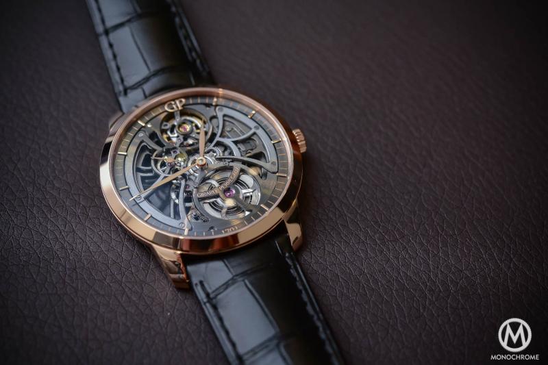 Một mẫu đồng hồ của Girard-Perregaux