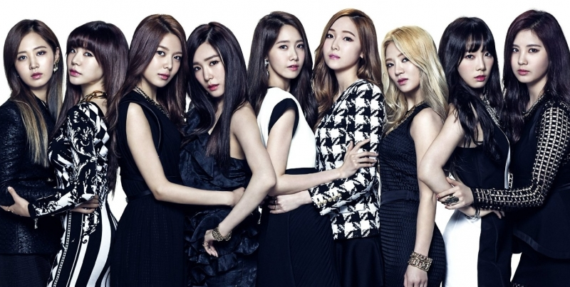 Đội hình 9 thành viên của nhóm, ai ai cũng đều mang vẻ đẹp riêng biệt, 9 cô nàng với 9 cá tính khác nhau nhưng lại rất yêu thương nhau.