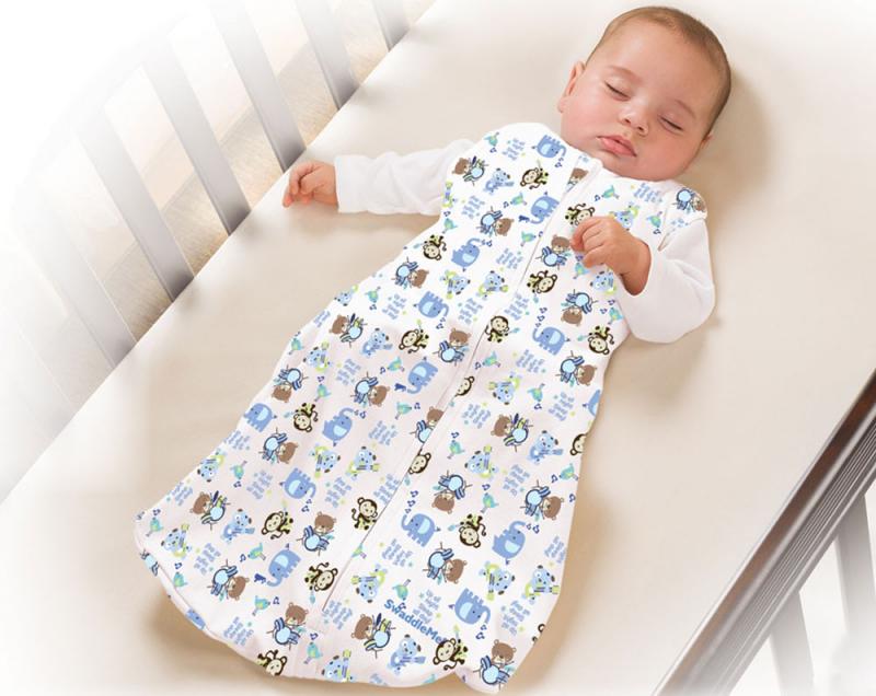Giữ ấm cho bé khi ngủ