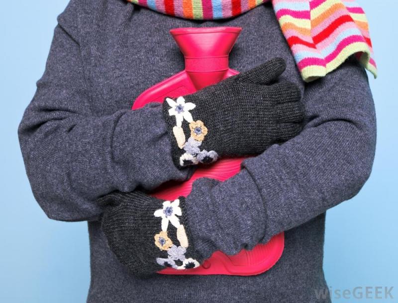 GIữ ấm cơ thể bằng cách mặc đồ thật ấm áp