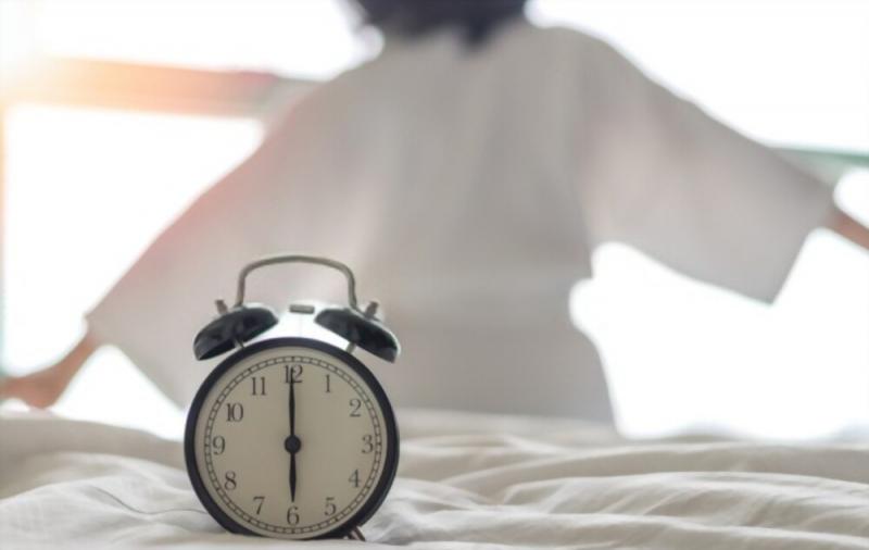 Giữ đồng hồ sinh học đều đặn khi ngủ