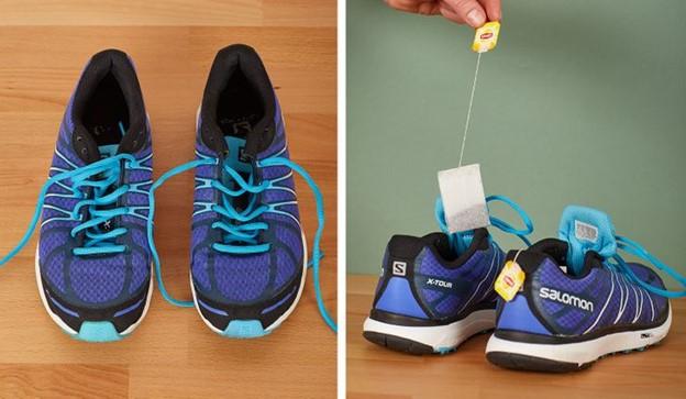 Giữ giày luôn sạch như mới
