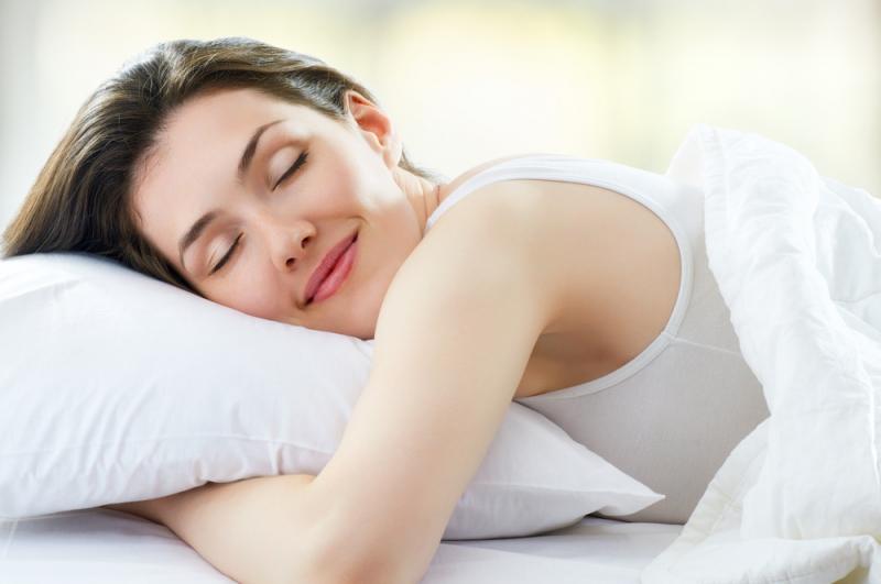 Tập thói quen ngủ ngay hoặc sau 30 phút khi đã lên giường