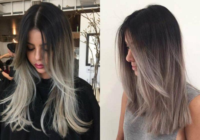 Giữ màu tóc