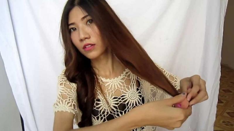 Ngoái ra, cuốn lô cũng là một cách hiệu quả để tóc vào nếp lâu hơn.