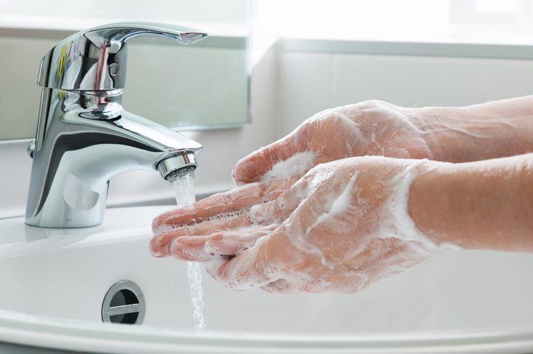 Giữ vệ sinh sạch sẽ