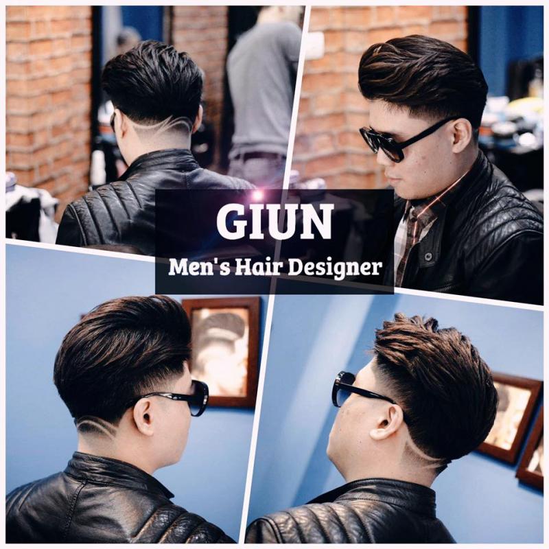 Giun Men's Hair Designer