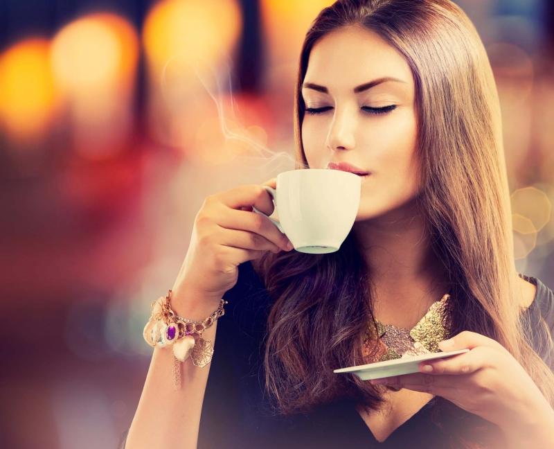 Cà phê giúp kéo dài tuổi thọ.
