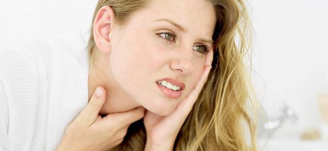 Giúp giảm đau họng