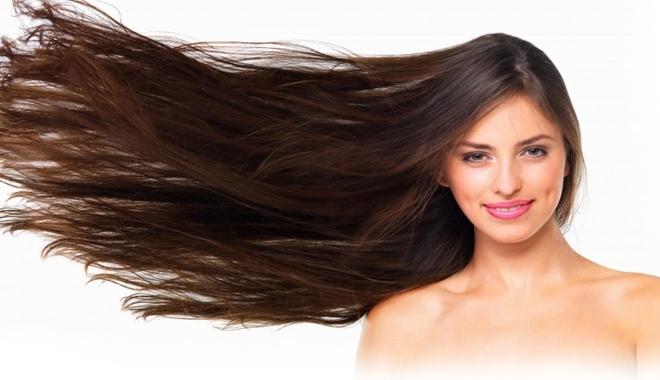 Các sợi tóc con sẽ ngoan ngoãn vào nếp