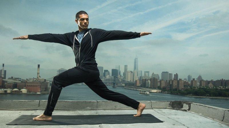 Tập Yoga tăng cường sức đề kháng cho cơ thể.