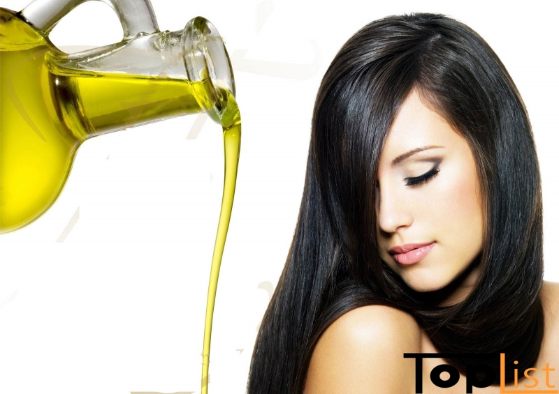Giúp tóc dài, mềm, mượt