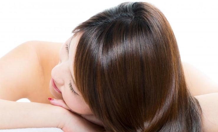 Vitamin E giúp tăng độ bóng cho tóc
