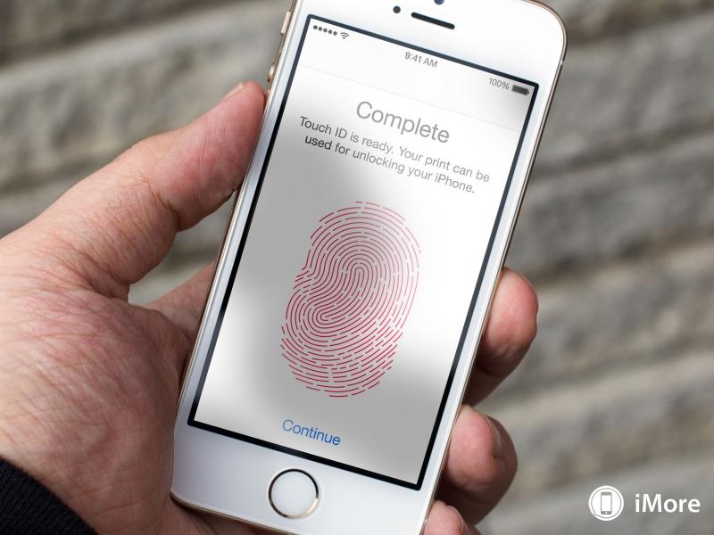 Giúp Touch ID hoạt động chính xác hơn