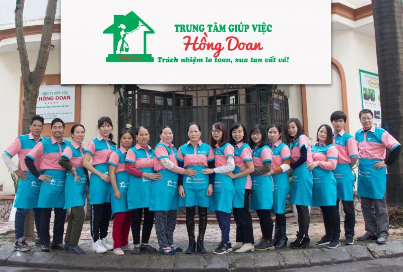 Giúp việc Hồng Doan