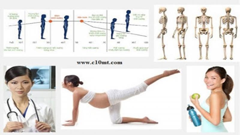 Tăng cường sức khỏe cứng cáp cho hệ xương chúng ta.