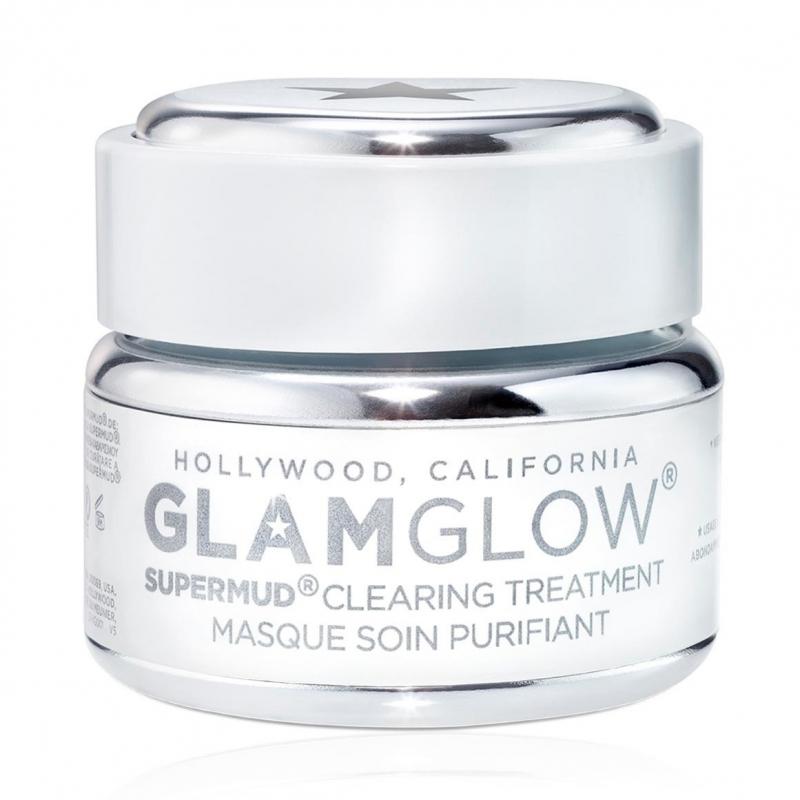 Ngoại hình siêu long lanh của GlamGlow SuperMud Clearing Treatment