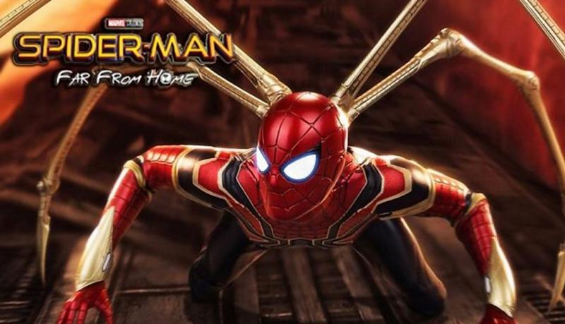 Spider-Man: Far From Home sẽ là bộ phim mở đầu cho Phase 4 của MCU