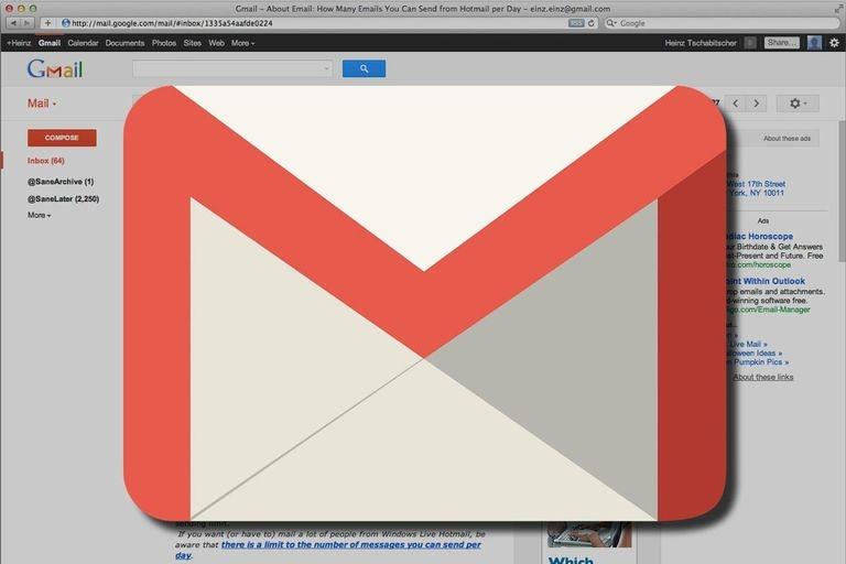 Gmail có lẽ là dịch vụ email phổ biến nhất Việt Nam