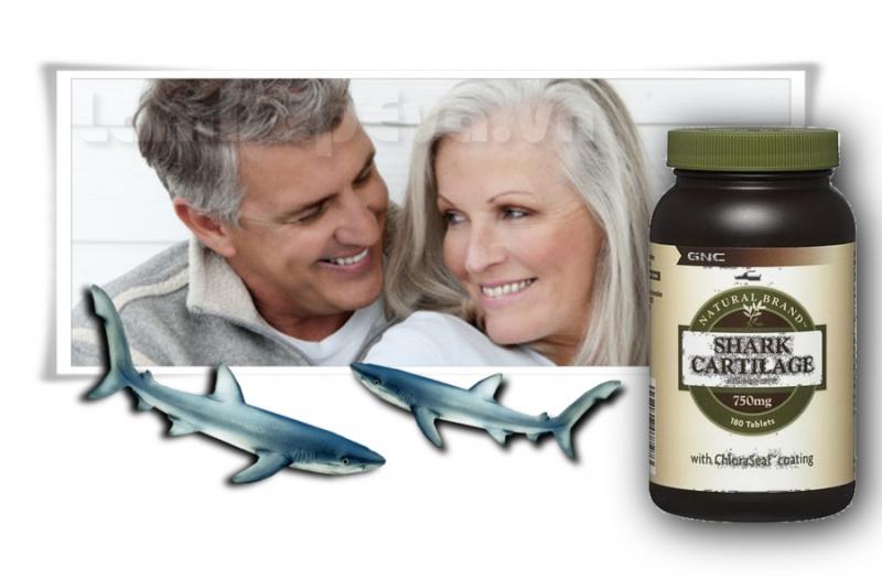 GNC Natural Brand Shark Cartilage giúp giảm đau cho xưng khớp và cứng khớp.
