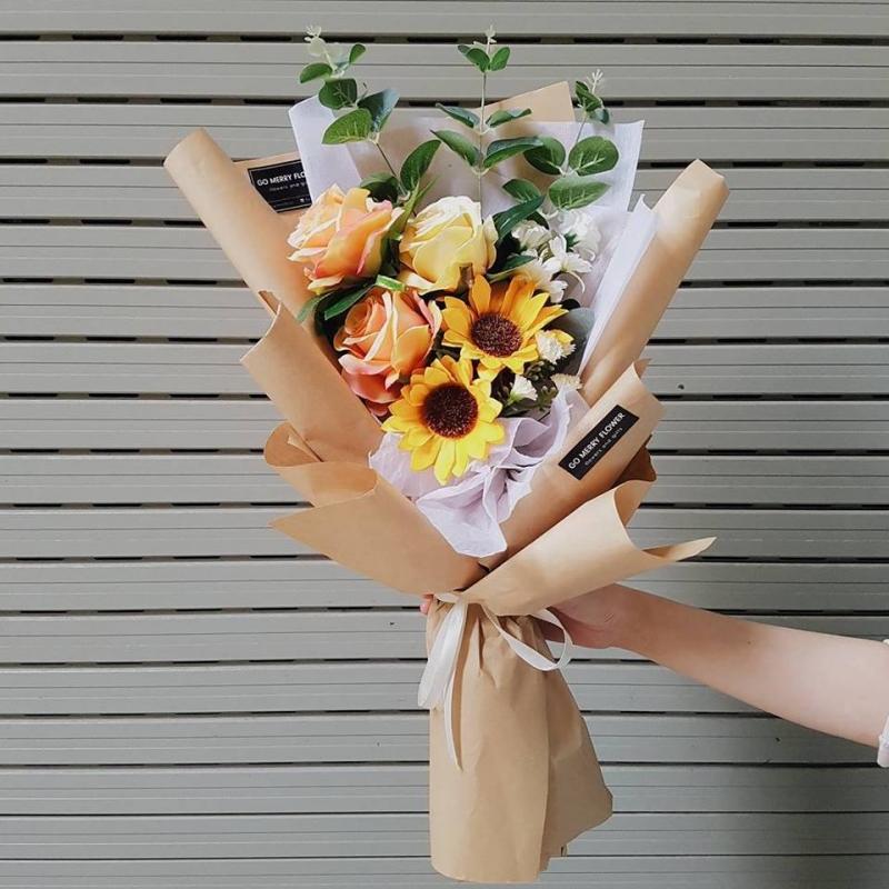 Go Merry Flower