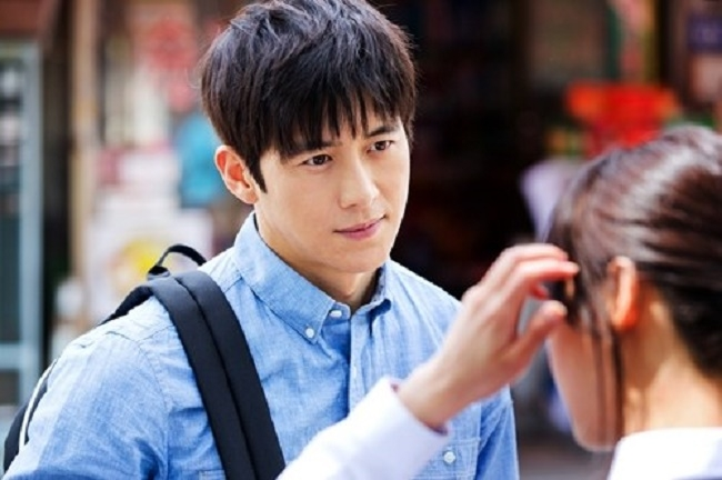 Vẻ đẹp của Go Soo trong phim