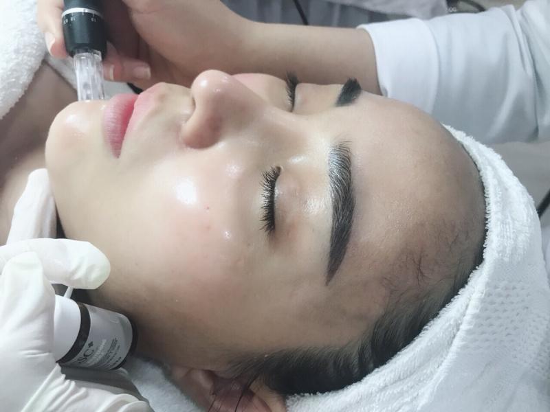Hình ảnh trong buổi trị liệu