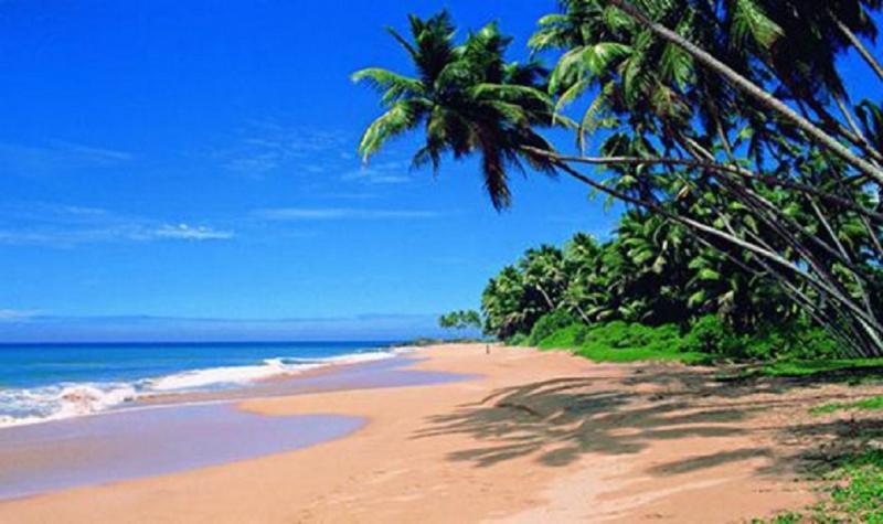 Goa - bãi biển xinh đẹp