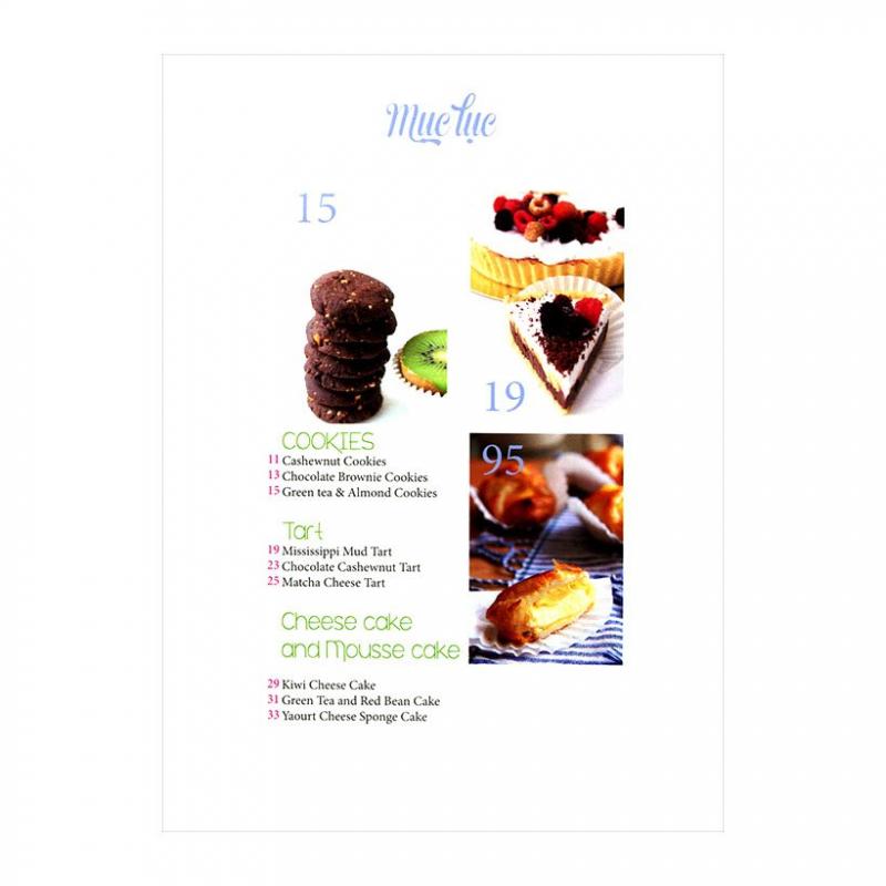 Góc bếp thơm bơ ra đời và được xuất bản vào năm 2015.