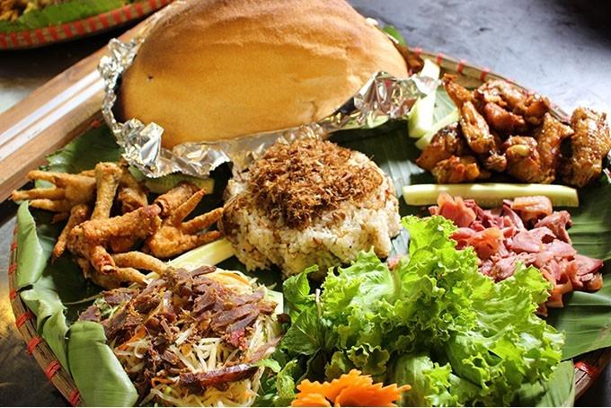 Góc Hà Nội là một địa chỉ ăn ngon cho những ai muốn tận hưởng văn hóa ẩm thực Hà Nội
