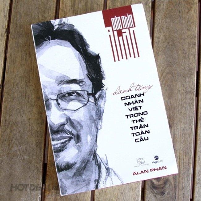 Với kinh nghiệm hơn 40 năm buôn ba nước ngoài ông đã viết cuốn sách bằng những lời tâm huyết để gửi tới các doanh nhân Việt.