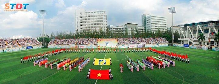 Sân vận động hiện đại bậc nhất thành phố