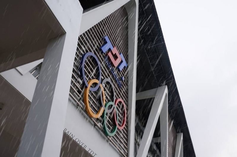 Nhà thi đấu đa năng với hai tầng riêng biệt