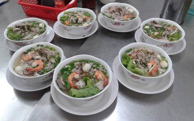 Góc Phố - Hủ Tiếu Nam Vang