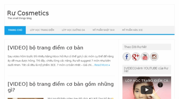 Góc của Rư.com