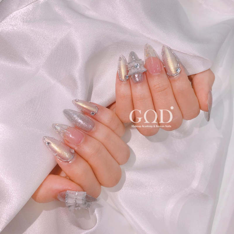 GOD• Makeup Academy & Korean Nails