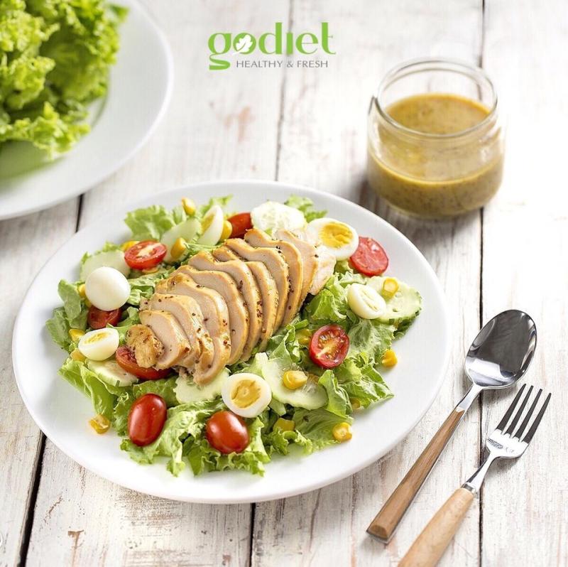 Godiet - Healthy & Fresh Salad