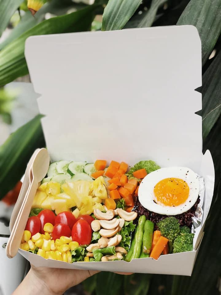 Godiet Salad.