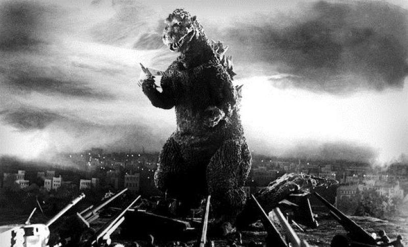 Godzilla (1954, phiên bản tiếng Nhật) đạo diễn: Ishiro Honda
