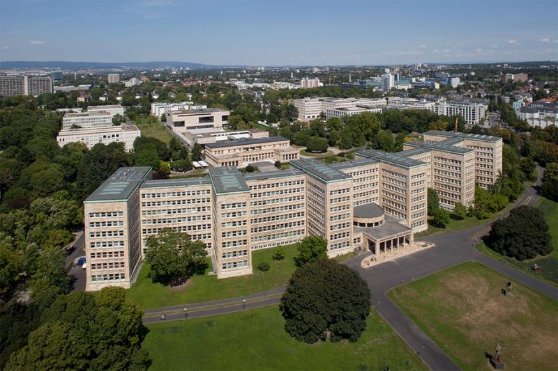 Tại sao bạn lại không theo học tại Goethe University Frankfurt nhỉ?